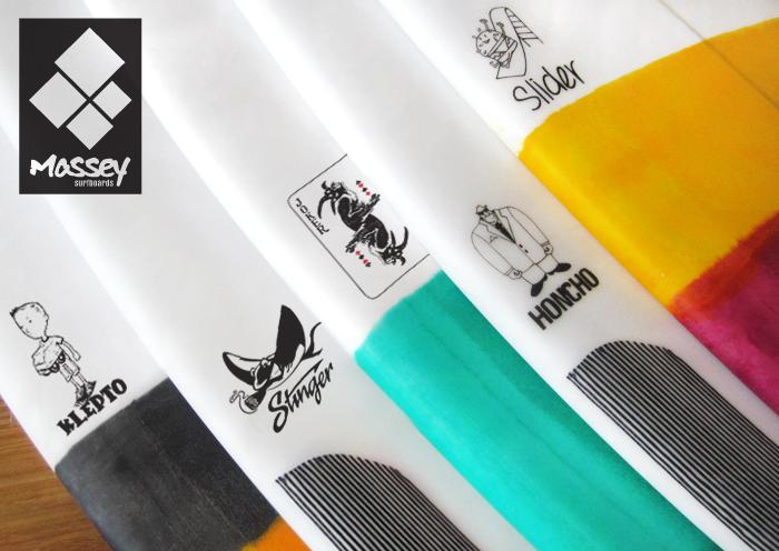 Massey Surfboards