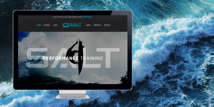 Salt Performance Training
